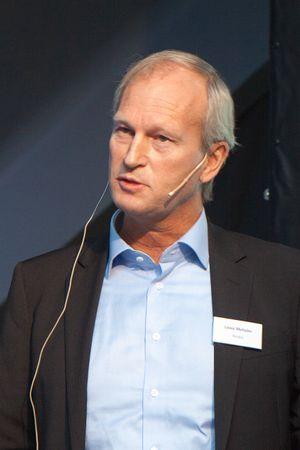Lasse Meholm,Chief Expert i Nordea og tidligere medlem av Nordeas Blockchain-team.