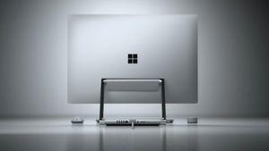 DIREKTE: – Surface Studio har verdens tynneste skjerm på en skrivebords-PC