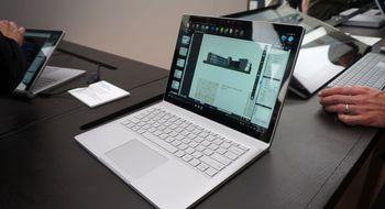 Snart kan du <strong>endelig </strong> få kjøpt Microsofts lekre Surface Book i Norge