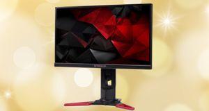 Acer lanserer lynrask spillskjerm som kan «overklokkes»