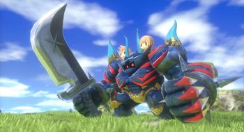 Test: World of Final Fantasy