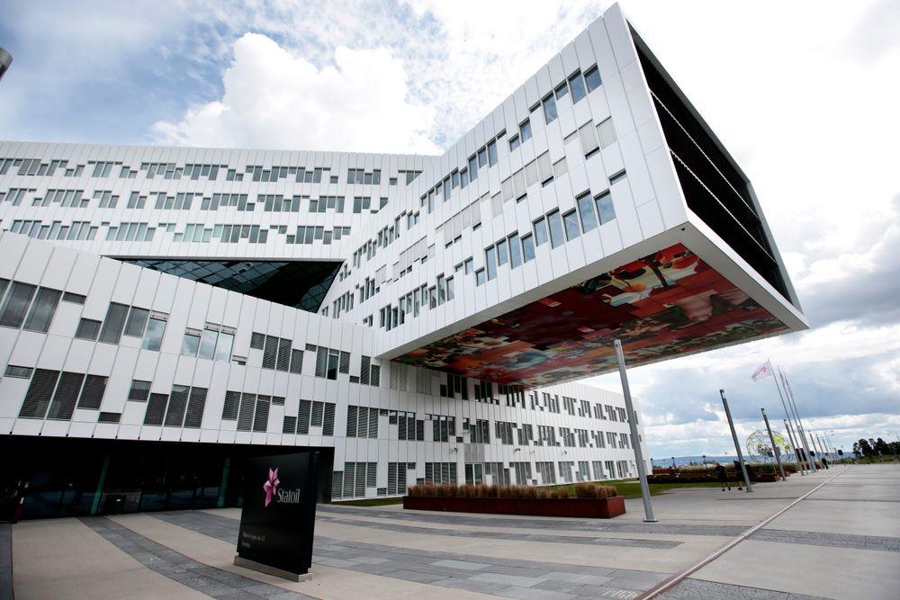 Statoil ASA sitt hovedkontor på Fornebu.