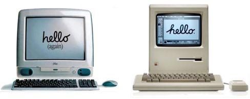 Apple har brukt ordene «Hello again» før, men betyr det at vi får se mer iMac i kveld?