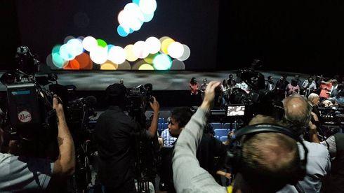 Direkte: Nå lanserer Apple nye produkter