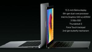 Apple har akkurat vist frem to nye MacBook Pro-modeller