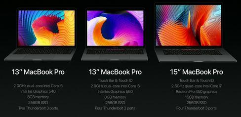 Her er det komplette utvalget nye Macer som ble lansert i kveld.