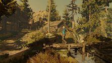 På haltande tur i vestnorske skogar