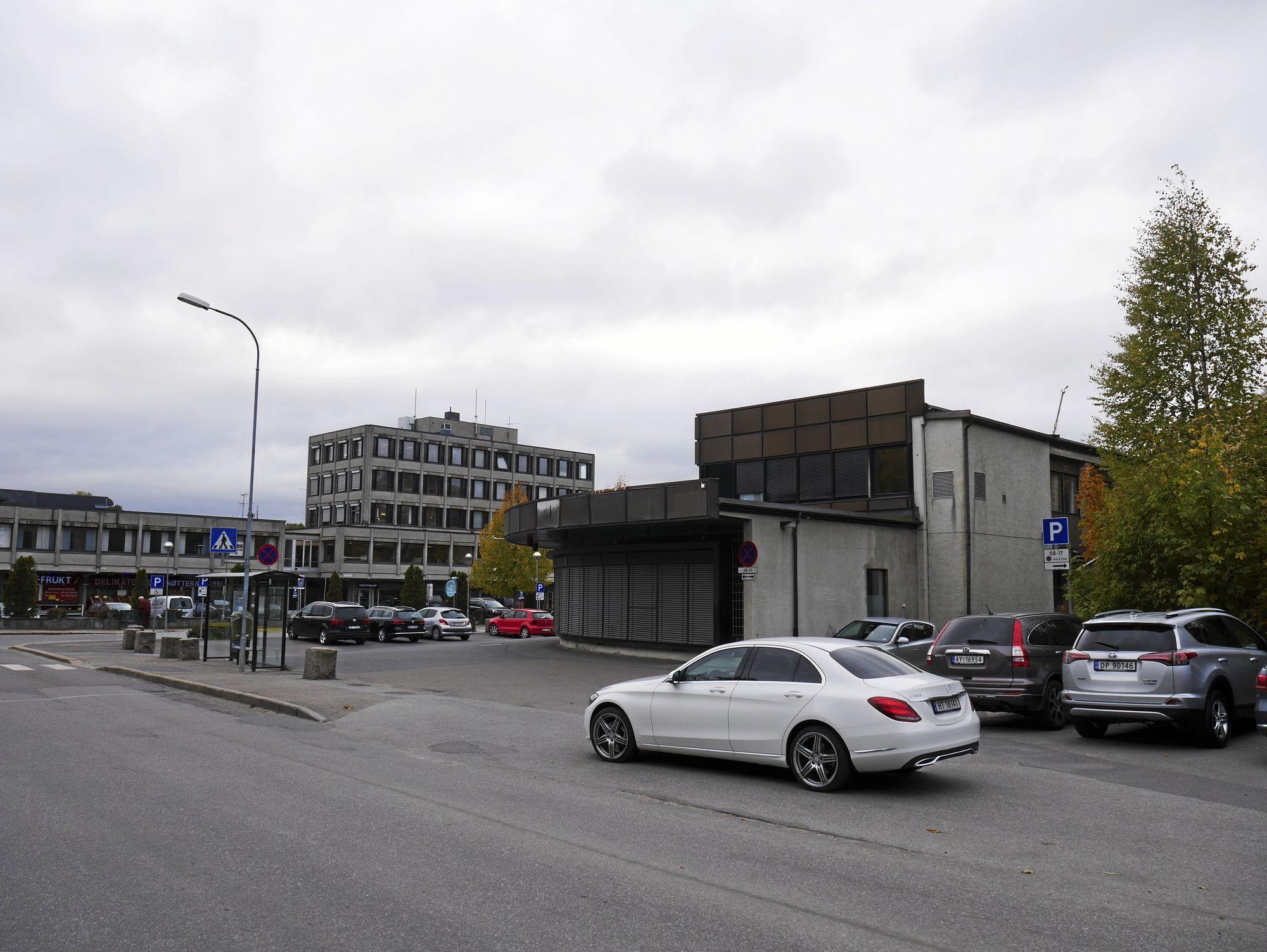 DAGENS BYGG: Ifølge Trygve Bratz i Staff Holding eier de DNB-tomten, som er på over 2 000 kvadratmeter i areal.