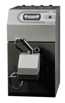 Pellets: En pelletsovn gjør biofyringen mer automatisert.