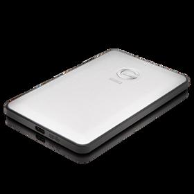 G-Drive slim SSD USB-C i sølv.