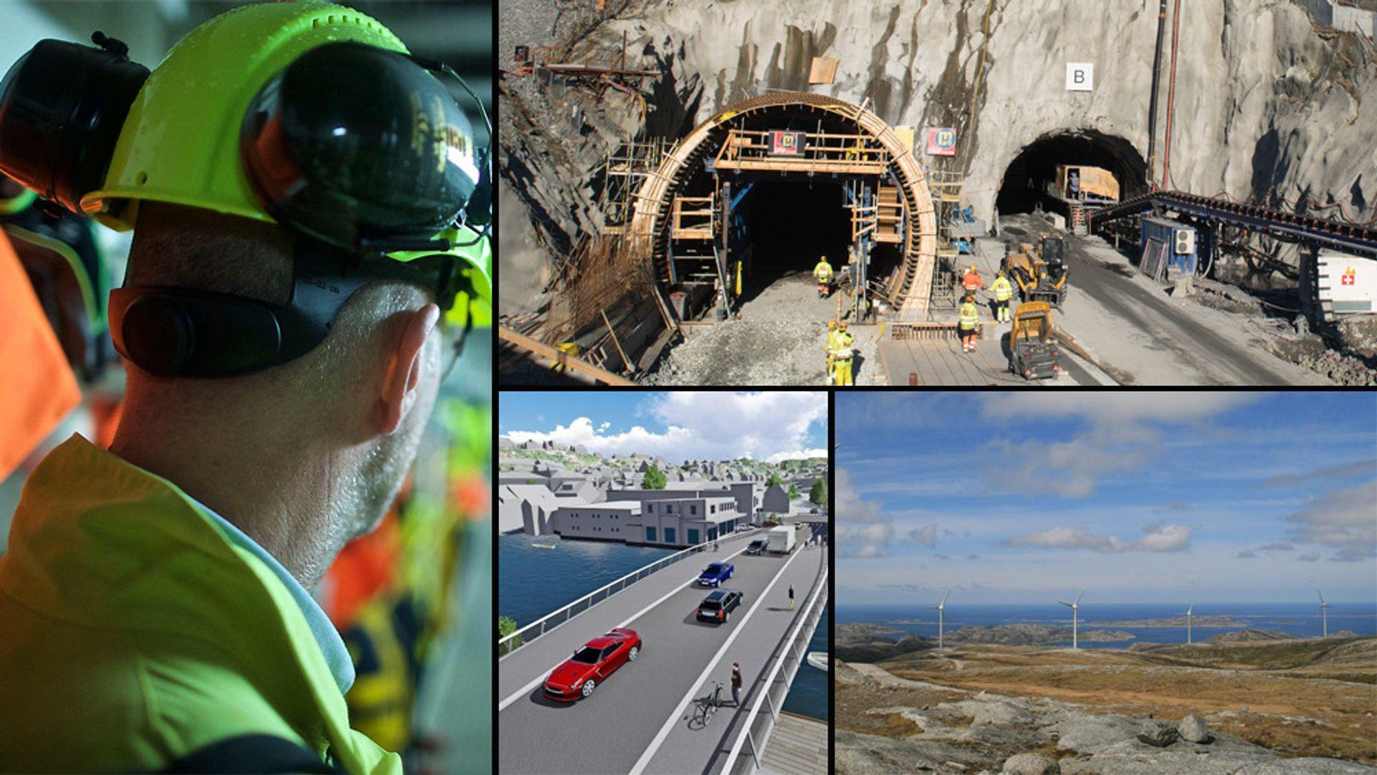 Statoil er fremdeles den mest populære arbeidsgiveren blant ingeniører. Videre ned på listen er det større endringer og spesielt offentlige selskaper, i tillegg til selskaper bygg, anlegg og samferdsel, rykker stadig oppover på listen.