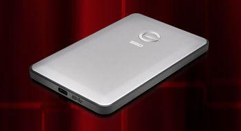 G-Technologys eksterne SSD prøver å matche Macen din