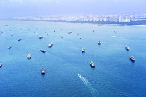 SINGAPORE: Republikken i Sørøst-Asia har en sterk tilstedeværelse avnorske og utenlandske aktører innen Ocean Industries .