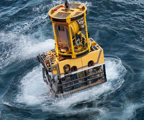 HAVET:Det ligger store muligheter til nye, sterke næringer i havet.