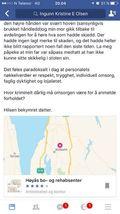 MELDINGEN TIL HØYÅS: Dette er del 2!
