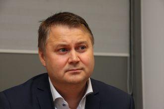 Svein Kleven, direktør for teknologi og innovasjon i Rolls-Royce Marine i Ålesund.