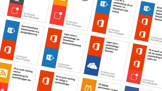 Nytt Microsoft-verktøy lar deg enkelt automatisere oppgaver