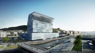 Slik støpes alle 13 etasjer av det nye Munchmuseet på 30 dager