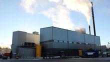 Spendrups bryggeri i Sverige sitter igjen med 30.000 tonn brukt malt i året fra ølproduksjonen. Her er maltforbrenningsanlegget som gjør bryggeriet delvis selvforsynt med fornybar energi.
