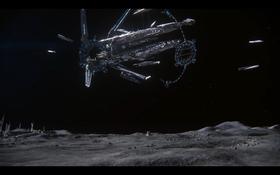 Teaseren viser oss også fartøyet man disponerer i Mass Effect: Andromeda.
