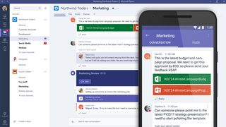 Her er Microsofts nye Slack-utfordrer for Office 365