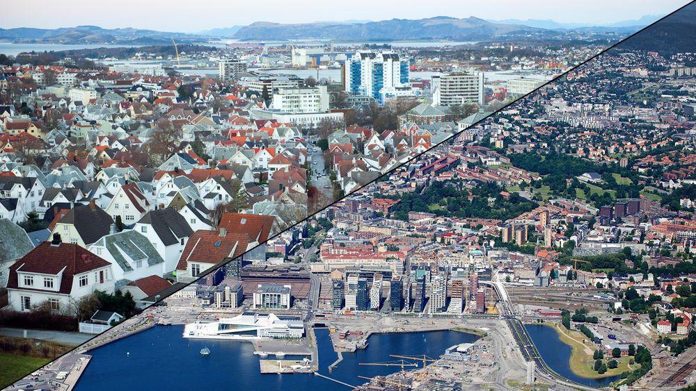 Bidragsyter Alain Fassotte har sammenlignet innovasjon i Oslo og i Stavanger.