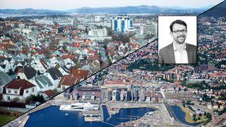 «Skal Stavanger lykkes, bør oljen være den nye oljen»