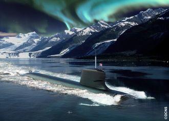 DCNS håper å se slike Scorpene-ubåter i norske fjorder på andre halvdel av 2020-tallet.
