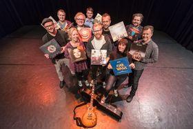 KLARE FOR MIMRING: Musikere fra hele Follo samles nå på samme scene for å mimre seg og deg tilbake til 1976! Nå kan du vinnebilletter!