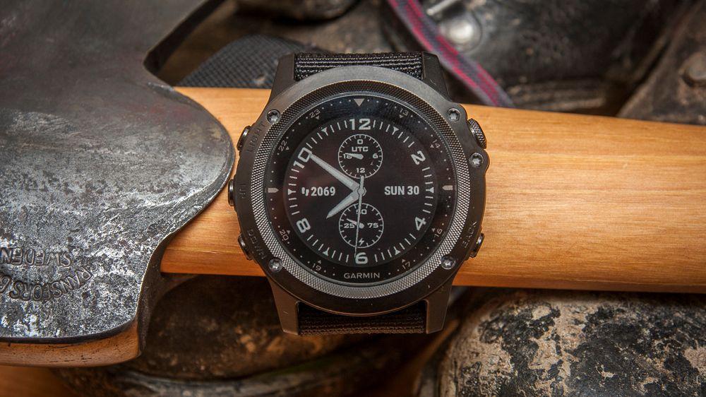Tactix Bravo er solid konstruert.