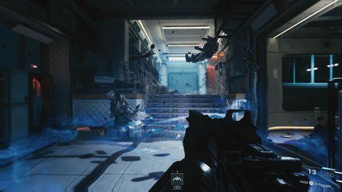 Infinite Warfare skilter med noen tøffe granater.