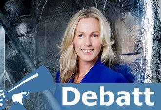 Anita Krohn Traaseth er administrerende direktør i Innovasjon Norge.