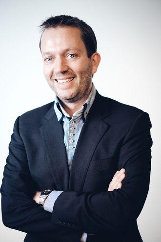 Petter Haugneland, kommunikasjonsleder i Elbilforeningen.