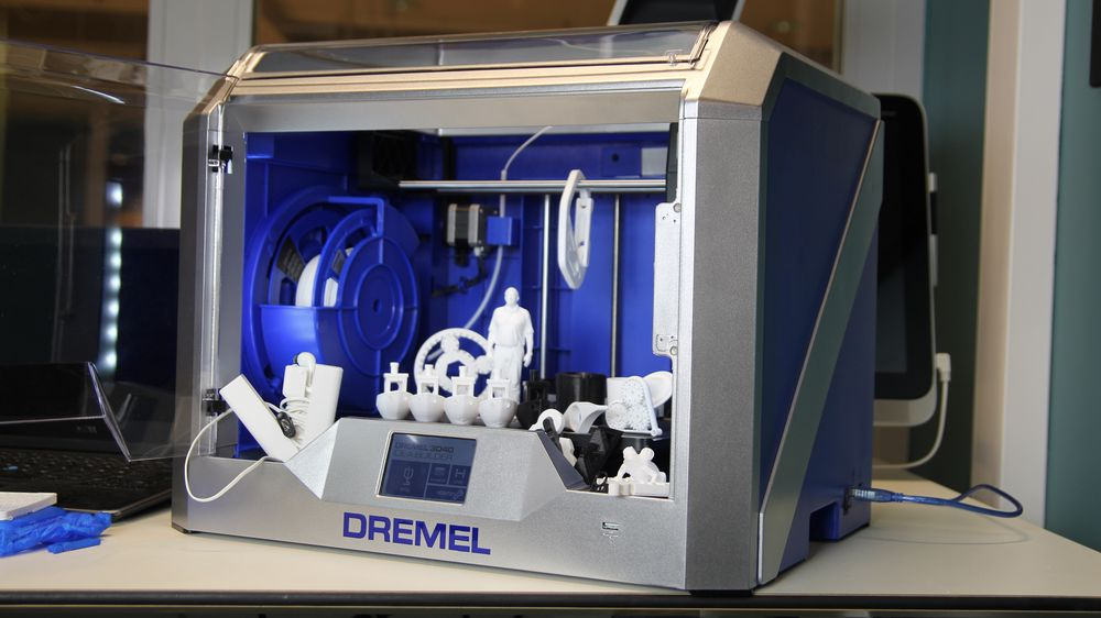 TEST: Dremel 3D40 Idea Builder