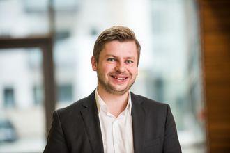 Ole Henrik Hannisdahl, daglig leder i Grønn Kontakt.