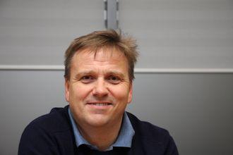 Produktsjef for automasjon & kontroll i Rolls-Royce Marine AS, Jann Peter Strand.