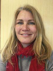 KONTROLL PÅ VEIENE: Virksomhetsleder i UTE, Heidi Tomten, synes de har bra kontroll på snøbrøyting og strøing i kommunen. .