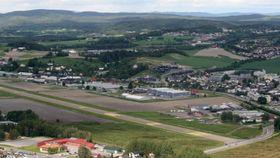 UVISS FREMTID: Det er sikkert at Forsvaret forlater Kjeller. Hva som skjer med flyplassen er derimot uvisst.