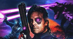 Far Cry 3: Blood Dragon er gratis på PC denne måneden