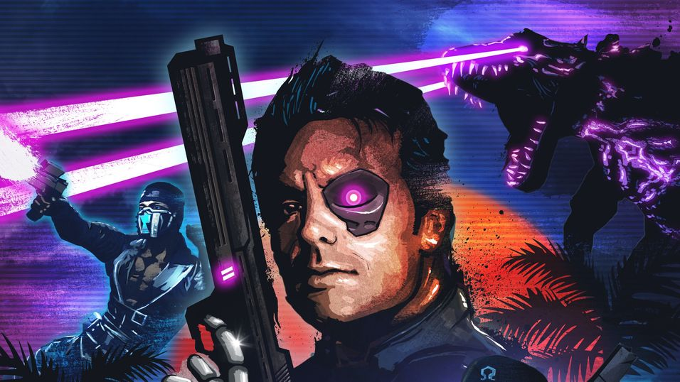 Far Cry 3: Blood Dragon er gratis på PC denne måneden