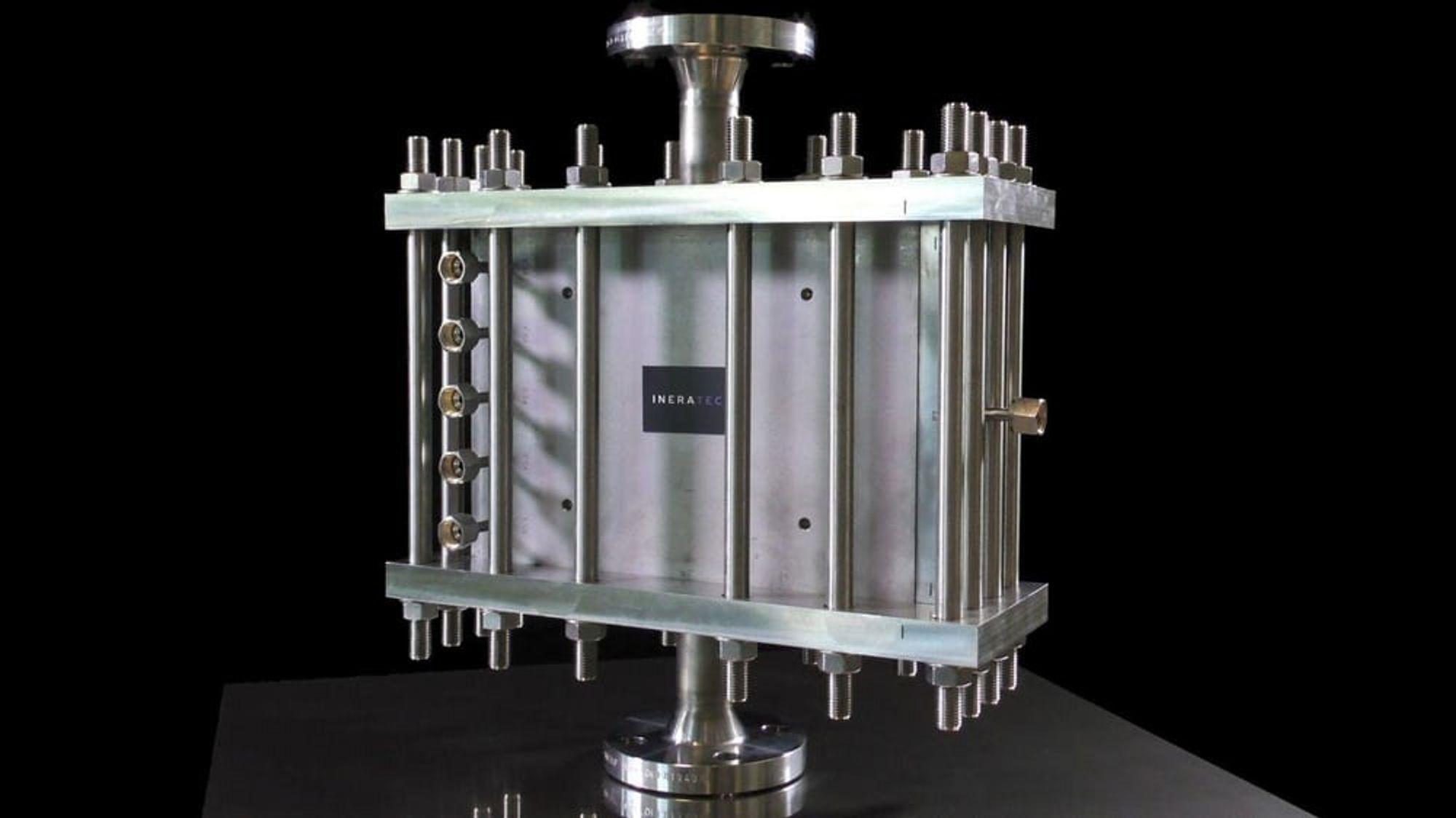 Denne reaktoren kan konvertere hydrogen og karbon, og metan til flytende høykvalitets drivstoff som bensin og diesel.