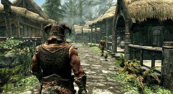 Skyrim: Special Edition har ytelsesproblemer på PlayStation 4 Pro