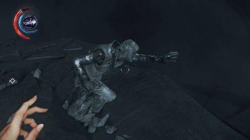 Corvo, kompis, ikkje gå nokon stad, eg skal få deg ut av denne knipa!