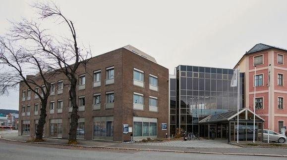 Tredobler i Drammen