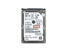 PS4 Pro bruker en vanlig harddisk som lagring.