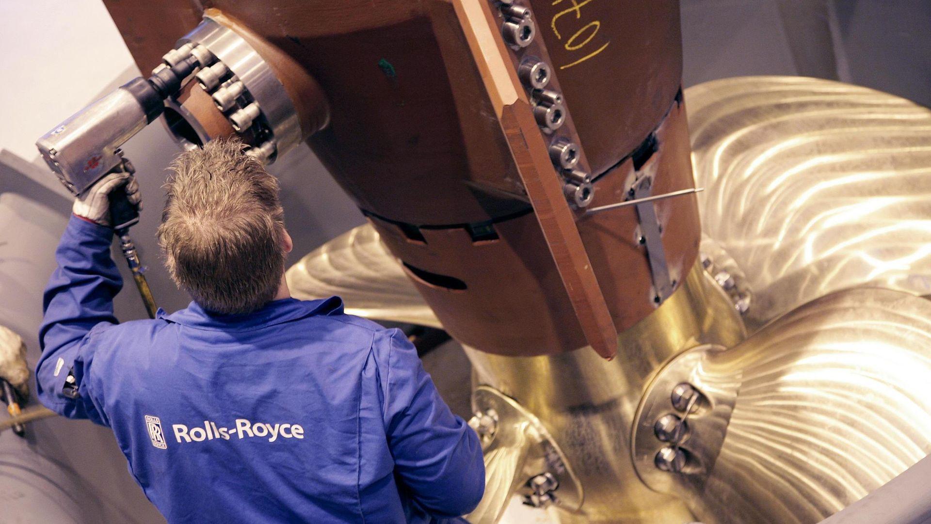 ANNONSE: Slik kuttet Rolls-Royce papirarbeidet på dokumentasjon
