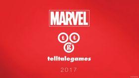 Telltale og Marvel annonserte det kommende spillet i fjor.