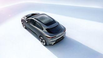 Jaguar I-Pace har følgende ytre mål: 4680(l)x1560(h)x1890(b) millimeter.