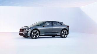 Jaguar I-Pace har en motstandskoeffisient på 0,29 Cd.