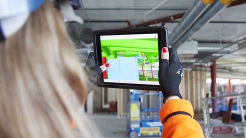 Planlegger å bygge Norges smarteste hus med big data, sensorteknologi og fjernstyring
